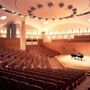 水戸芸術館、コンサートホールATM