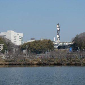 水戸市の風景