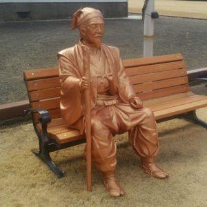 徳川ミュージアム、水戸黄門像