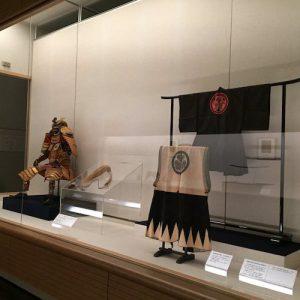徳川ミュージアム、羽織り、甲冑